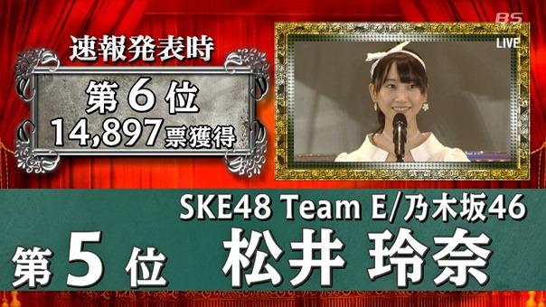 2014-06-07_[生]AKB48 37thシングル選抜総選挙 完全生中継_BSスカパー!.ts - 00428