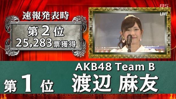 2014-06-07_[生]AKB48 37thシングル選抜総選挙 完全生中継_BSスカパー!.ts - 00585