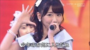 AKB48, HKT48 & AKB48G - Labrador Retriever, Melon Juice, Koisuru Fortune Cookie (TV Tokyo Ongakusai 140626).ts - 00011