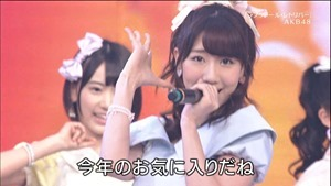 AKB48, HKT48 & AKB48G - Labrador Retriever, Melon Juice, Koisuru Fortune Cookie (TV Tokyo Ongakusai 140626).ts - 00013