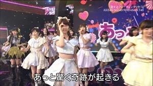 AKB48, HKT48 & AKB48G - Labrador Retriever, Melon Juice, Koisuru Fortune Cookie (TV Tokyo Ongakusai 140626).ts - 00066