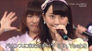 AKB48, HKT48 & AKB48G - Labrador Retriever, Melon Juice, Koisuru Fortune Cookie (TV Tokyo Ongakusai 140626).ts - 00022
