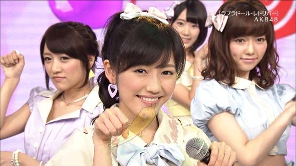 AKB48, HKT48 & AKB48G - Labrador Retriever, Melon Juice, Koisuru Fortune Cookie (TV Tokyo Ongakusai 140626).ts - 00001