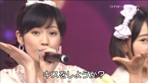 AKB48, HKT48 & AKB48G - Labrador Retriever, Melon Juice, Koisuru Fortune Cookie (TV Tokyo Ongakusai 140626).ts - 00028