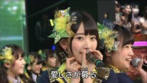 AKB48, HKT48 & AKB48G - Labrador Retriever, Melon Juice, Koisuru Fortune Cookie (TV Tokyo Ongakusai 140626).ts - 00050