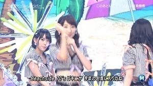 AKB48 - Labrador Retriever   Flying Get (Music Station 2014.06.27).ts - 00013