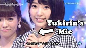 AKB48 - Labrador Retriever   Flying Get (Music Station 2014.06.27).ts - 00080b
