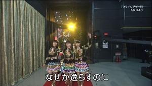 AKB48, SKE48, NMB48 & Nogizaka46 - Heavy Rotation, Everyday Katyusha, Flying Get, Mirai to wa, Ibiza Girl, Natsu no Free & Easy (TV Tokyo Ongakusai 140626).ts - 00043