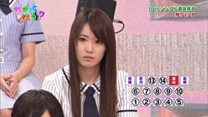 140803 Nogizaka46 – Nogizakatte Doko ep145.ts - 00033