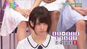 140803 Nogizaka46 – Nogizakatte Doko ep145.ts - 00074