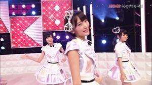 AKB48, SKE48, NMB48 & Nogizaka46 - Heavy Rotation, Everyday Katyusha, Flying Get, Mirai to wa, Ibiza Girl, Natsu no Free & Easy (TV Tokyo Ongakusai 140626).ts - 00076