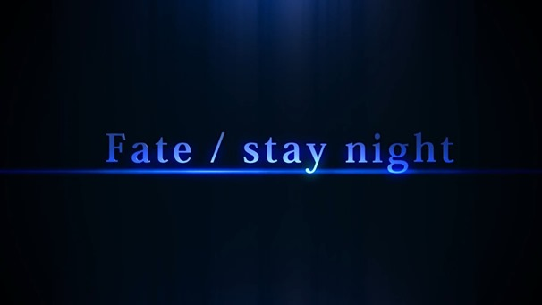 テレビアニメ「Fate stay night」PV - YouTube.mp4 - 00023