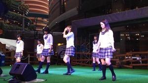 青SHUN学園 リリースイベント@キャナルシティ 「手紙。」 - YouTube.mp4 - 00001