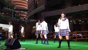 青SHUN学園 リリースイベント@キャナルシティ 「手紙。」 - YouTube.mp4 - 00018