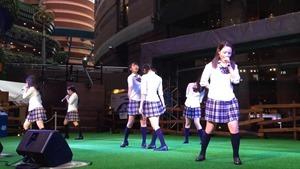 青SHUN学園 リリースイベント@キャナルシティ 「手紙。」 - YouTube.mp4 - 00019