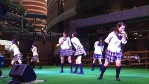 青SHUN学園 リリースイベント@キャナルシティ 「手紙。」 - YouTube.mp4 - 00021