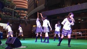 青SHUN学園 リリースイベント@キャナルシティ 「手紙。」 - YouTube.mp4 - 00023