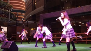 青SHUN学園 リリースイベント@キャナルシティ 「手紙。」 - YouTube.mp4 - 00030