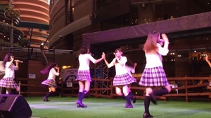 青SHUN学園 リリースイベント@キャナルシティ 「手紙。」 - YouTube.mp4 - 00035