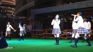青SHUN学園 リリースイベント@キャナルシティ 「手紙。」 - YouTube.mp4 - 00053