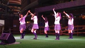 青SHUN学園 リリースイベント@キャナルシティ 「手紙。」 - YouTube.mp4 - 00075