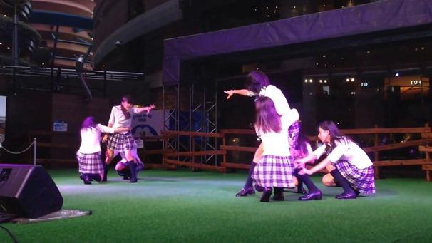 青SHUN学園 リリースイベント@キャナルシティ 「手紙。」 - YouTube.mp4 - 00081