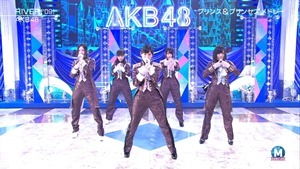 AKB48 - RIVER   Flying Get   Kokoro no Placard   Talk (Music Station SP 140926).ts - 00068