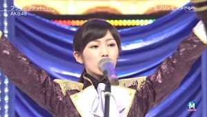 AKB48 - RIVER   Flying Get   Kokoro no Placard   Talk (Music Station SP 140926).ts - 00144