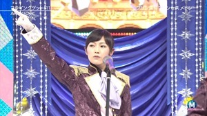 AKB48 - RIVER   Flying Get   Kokoro no Placard   Talk (Music Station SP 140926).ts - 00145