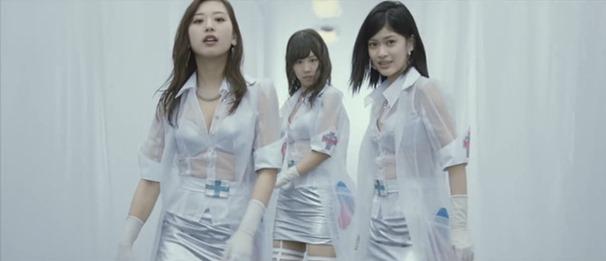 AKB48 -38th- Ambulance [Yurigumi].mp4 - 00052
