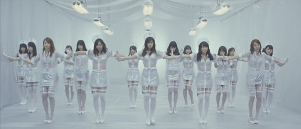 AKB48 -38th- Ambulance [Yurigumi].mp4 - 00057