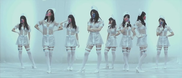 AKB48 -38th- Ambulance [Yurigumi].mp4 - 00083