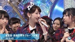 141226 AKB48 Nogizaka46 Part - Music Station Super Live.ts - 00100