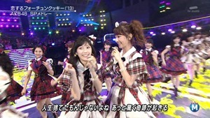 141226 AKB48 Nogizaka46 Part - Music Station Super Live.ts - 00176