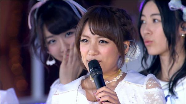AKB48 リクエストアワーセットリストベスト200 2014 (100~1ver.) Disc3 5th DAY Encore 1080P.mkv - 00106