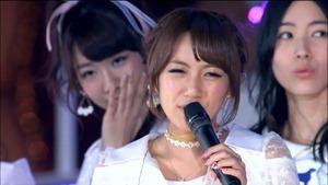 AKB48 リクエストアワーセットリストベスト200 2014 (100~1ver.) Disc3 5th DAY Encore 1080P.mkv - 00110