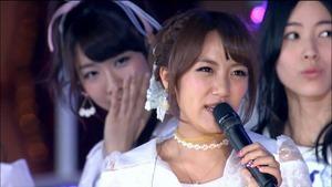 AKB48 リクエストアワーセットリストベスト200 2014 (100~1ver.) Disc3 5th DAY Encore 1080P.mkv - 00111