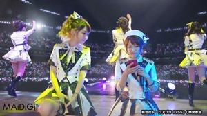 豪華!高橋みなみらAKB48、E-girlsメンバーが登場!新世代トークアプリ「755」CM発表会 - YouTube.mp4 - 00008