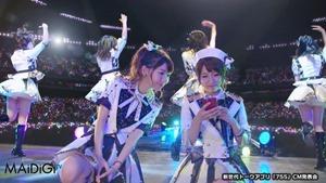 豪華!高橋みなみらAKB48、E-girlsメンバーが登場!新世代トークアプリ「755」CM発表会 - YouTube.mp4 - 00010