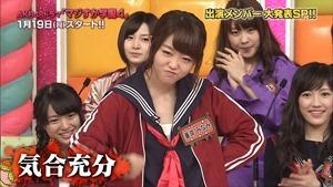 150102 AKB48ドラマ「マジすか学園」出演メンバー大発表! SP.ts - 00013