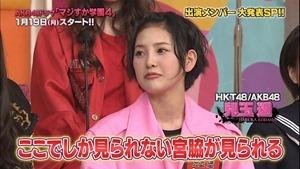 150102 AKB48ドラマ「マジすか学園」出演メンバー大発表! SP.ts - 00066