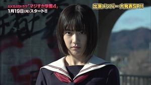 150102 AKB48ドラマ「マジすか学園」出演メンバー大発表! SP.ts - 00211