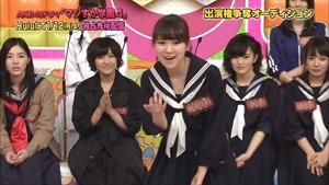 150102 AKB48ドラマ「マジすか学園」出演メンバー大発表! SP.ts - 00309