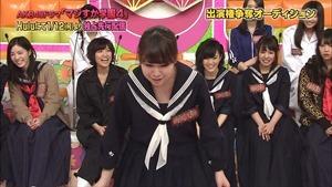 150102 AKB48ドラマ「マジすか学園」出演メンバー大発表! SP.ts - 00329