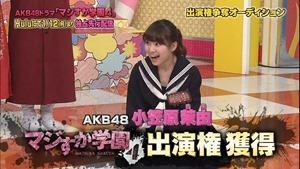 150102 AKB48ドラマ「マジすか学園」出演メンバー大発表! SP.ts - 00334