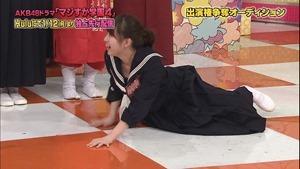 150102 AKB48ドラマ「マジすか学園」出演メンバー大発表! SP.ts - 00339