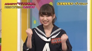 150102 AKB48ドラマ「マジすか学園」出演メンバー大発表! SP.ts - 00351