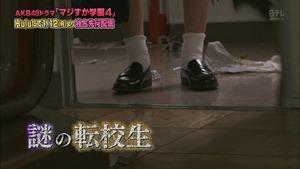 150102 AKB48ドラマ「マジすか学園」出演メンバー大発表! SP.ts - 00357