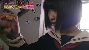 150102 AKB48ドラマ「マジすか学園」出演メンバー大発表! SP.ts - 00367