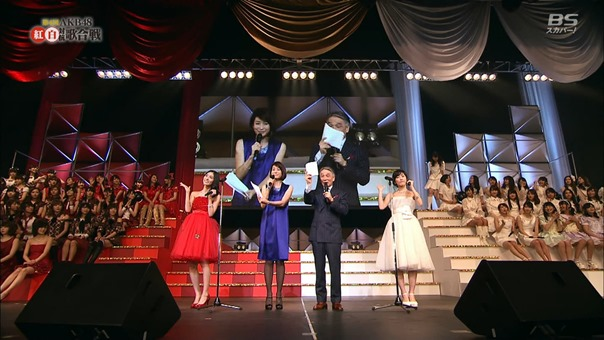 150110 (AKB48G) AKB48 4th Kouhaku Taikou Uta Gassen.ts - 00030